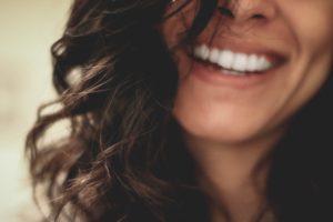 素敵な歯並びと笑顔